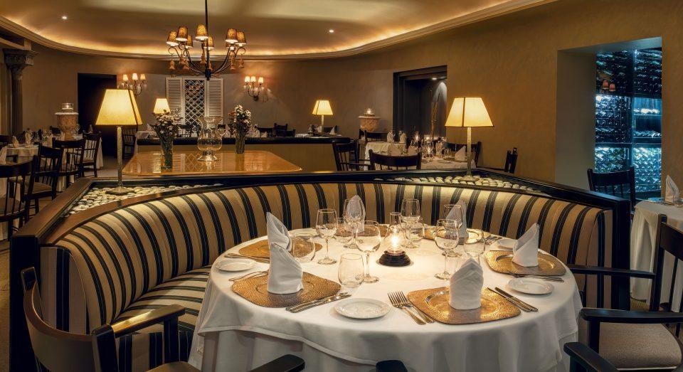 Italian Restaurant in Hotel Las Brisas Ixtapa