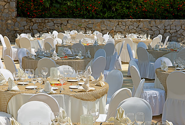 Wedding details in Hotel Las Brisas Ixtapa