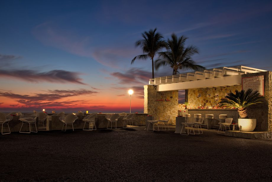 Sunset Bar Las Brisas Acapulco hotel