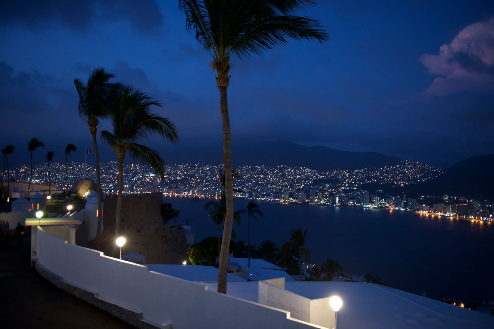 Night at Acapulco