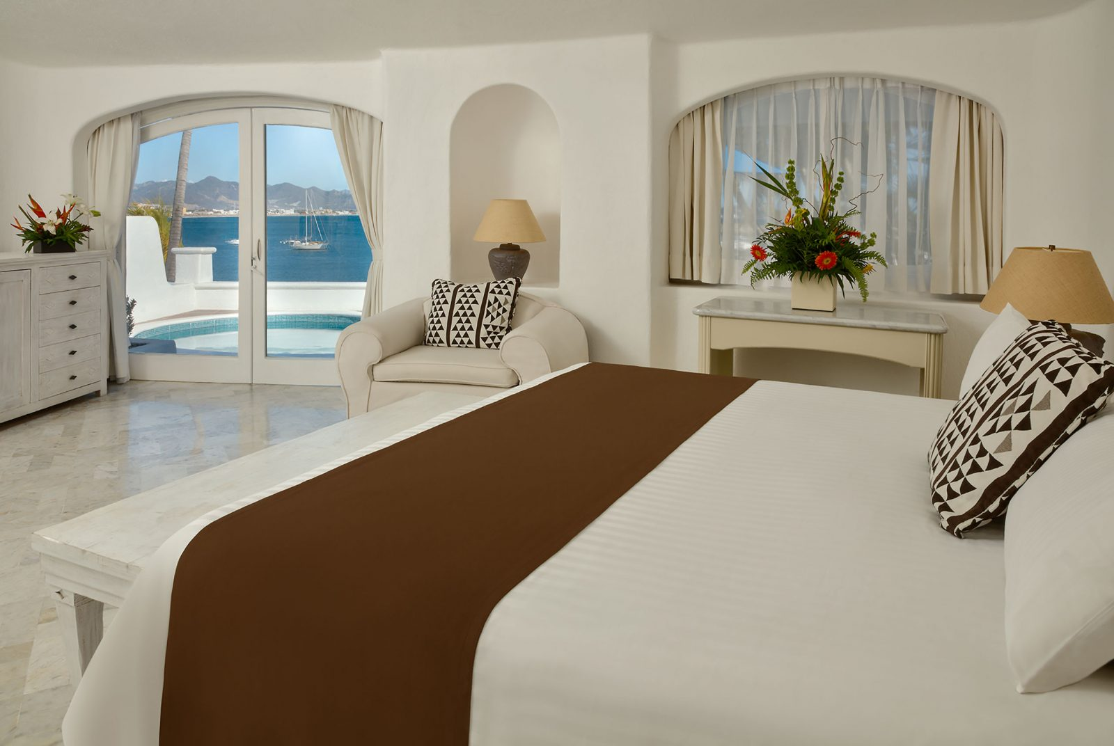 Suite at Hotel Las Hadas by Brisas