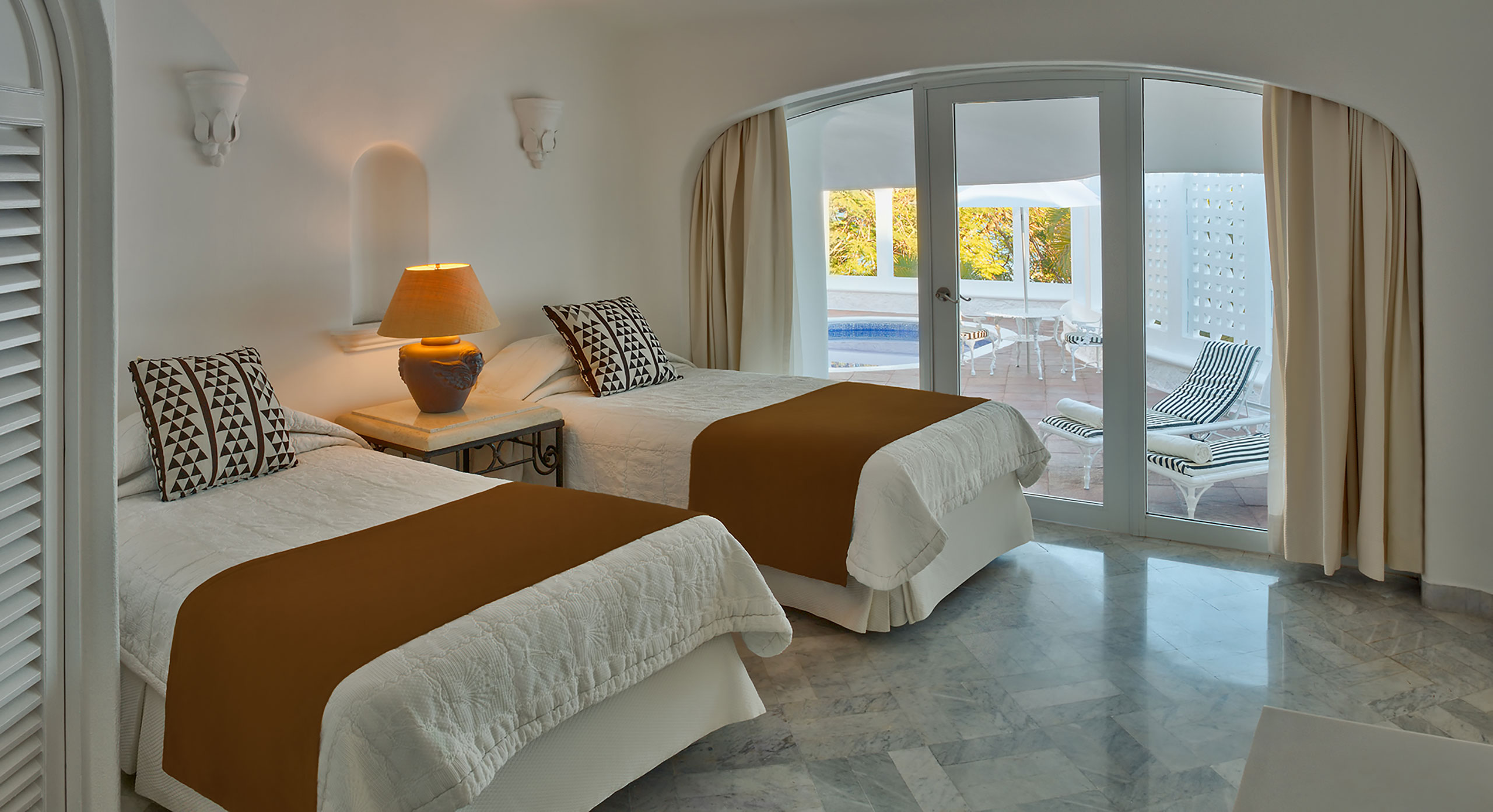 Suite Las Hadas 2 bedrooms at Hotel Las Hadas by Brisas
