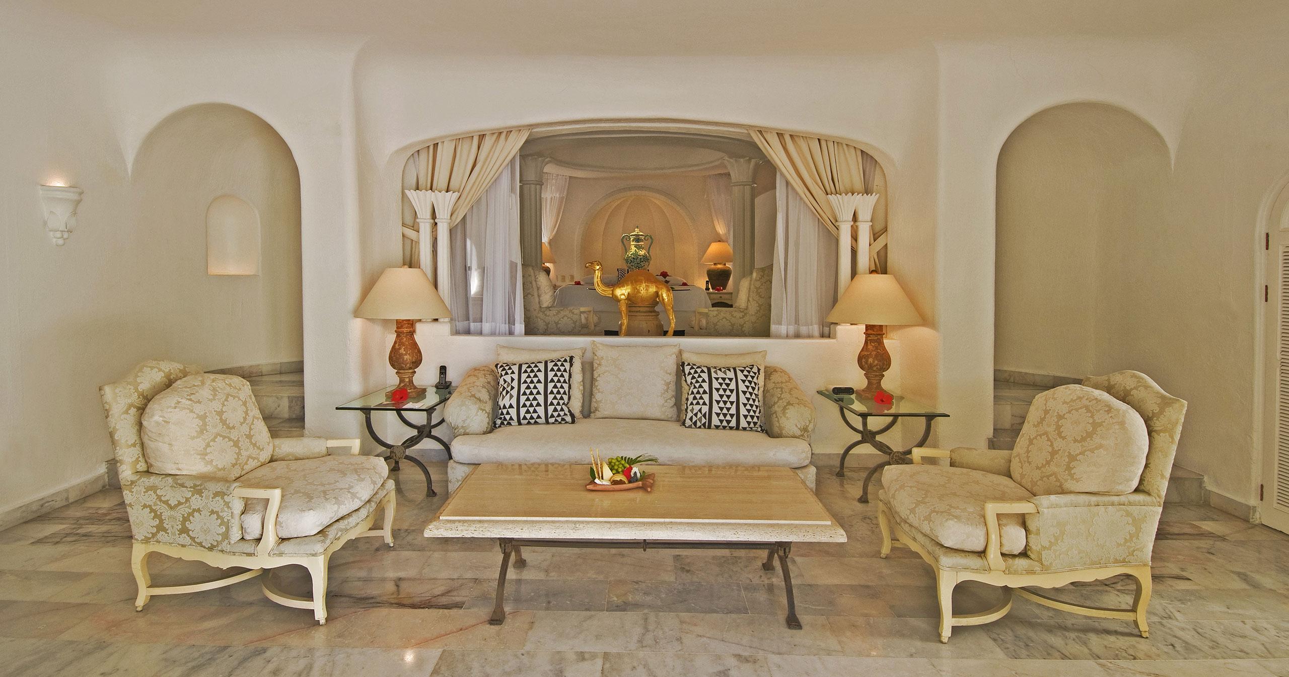 Suite Presidencial Hotel Las Hadas by Brisas