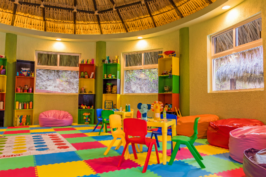 Club Angelitos Kids Club Hotel Las Brisas Huatulco
